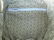 asana 手編みHEMPバッグ