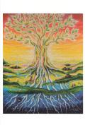 虹色の大樹